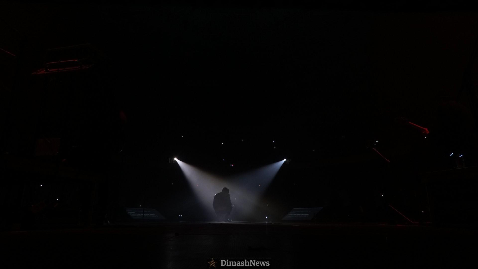 С полным аншлагом прошел концерт Димаша Кудайбергена в Краснодаре