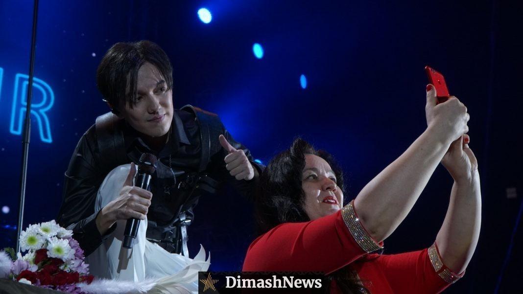 Как прошел концерт Димаша Кудайбергена в Казани