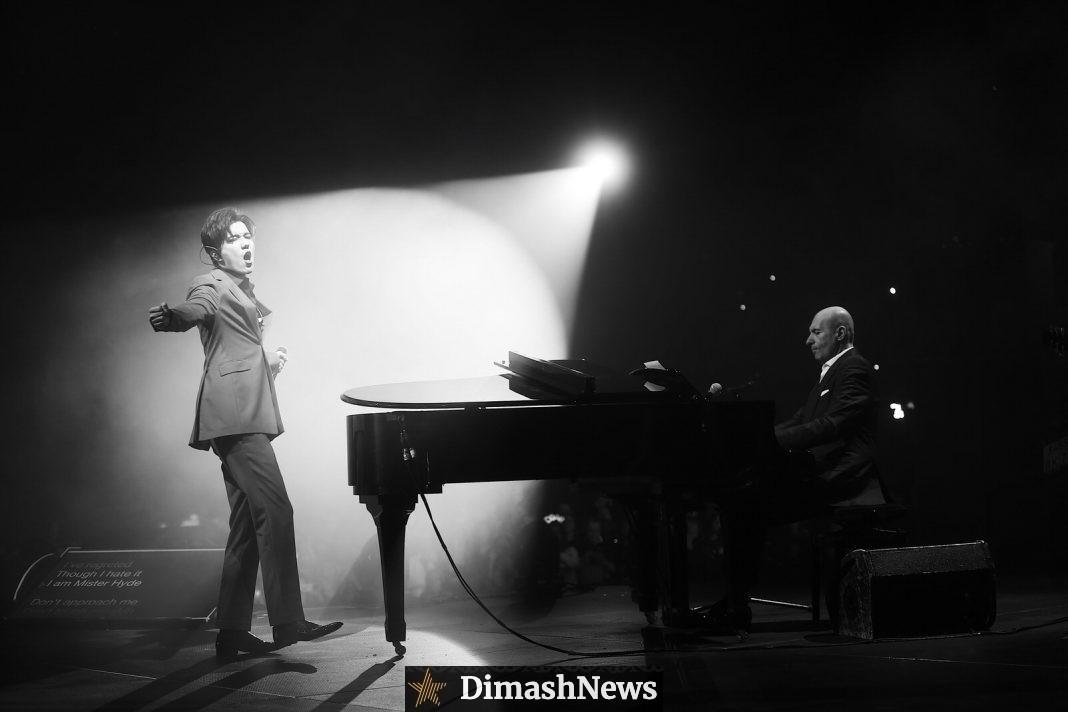 В Москве с полным фурором прошел концерт Димаша Кудайбергена