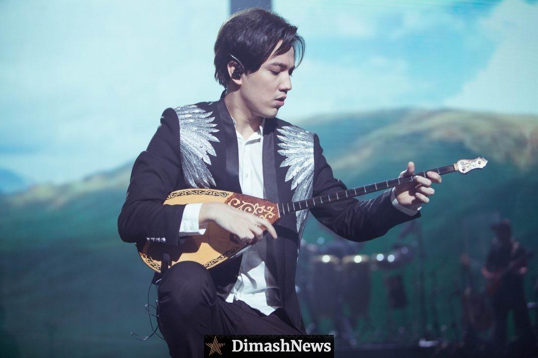 Димаш тронул сердца фанатов, спев на украинском языке в Киеве