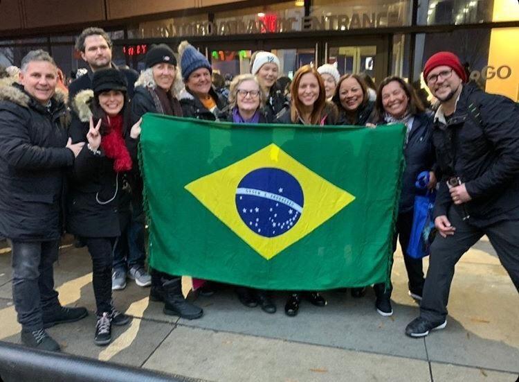 В бразильской газете печатаются статьи о Димаше