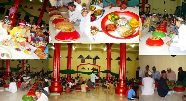 Традиционная свадебная церемония из Бангка-Белитунг
