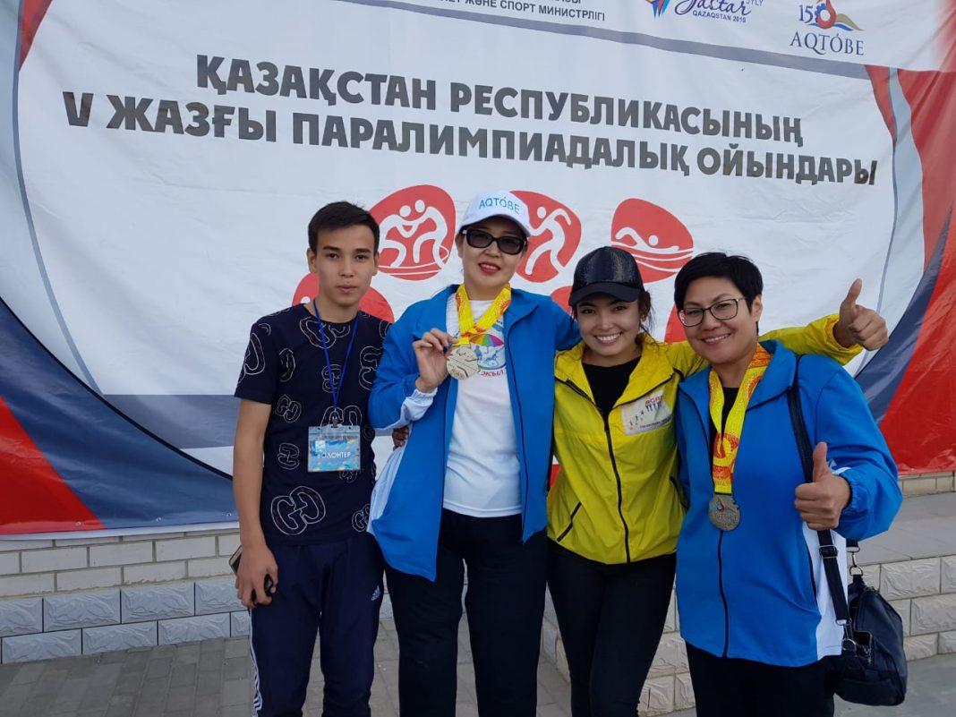 Непостижимая сила духа: волонтер Гульмирам Сражова