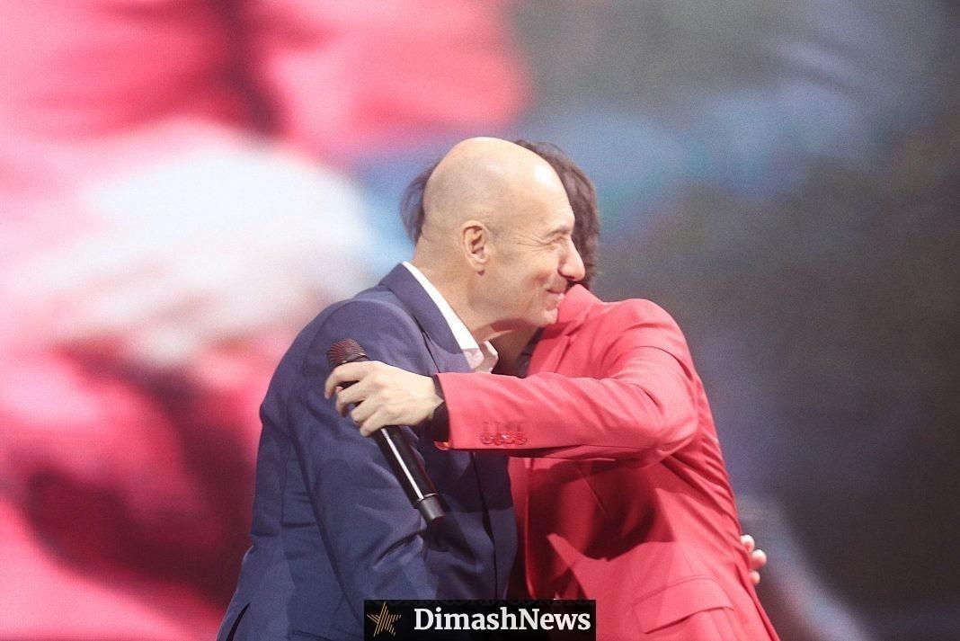 """Arnau Tour"" Россия, Москва (9 марта, 2020)"