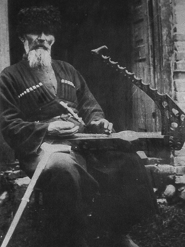 Магия осетинской арфы дуадастанона