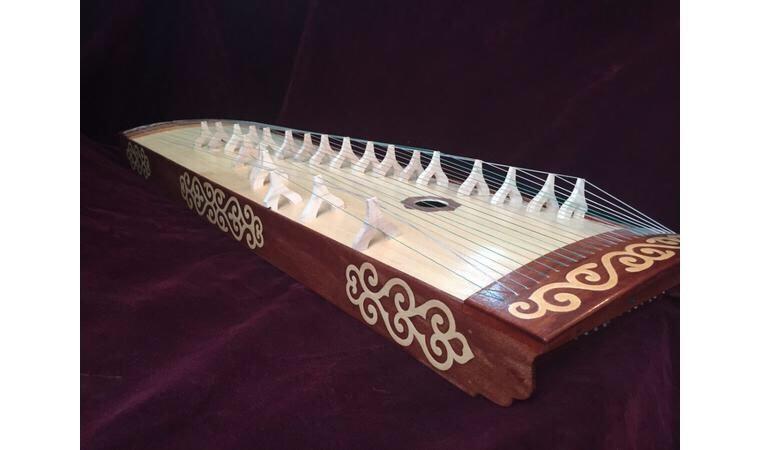Уникальное наследие казахского народа – музыкальный инструмент жетыген