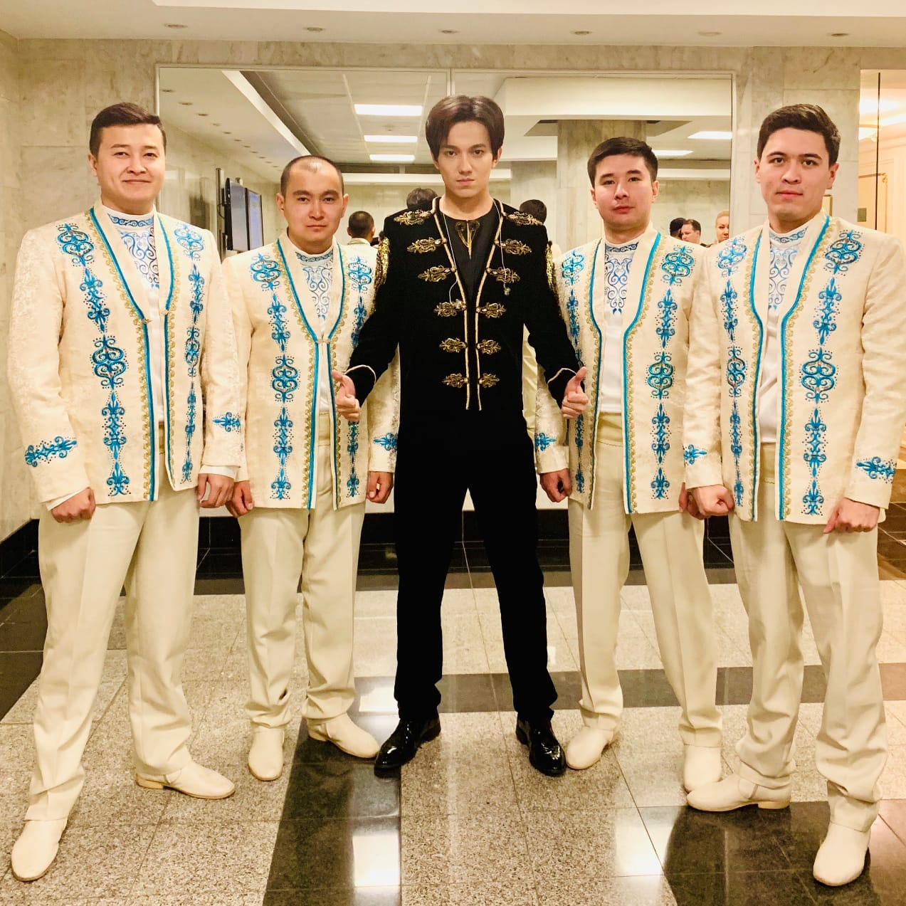 """The most unforgettable moment – when I was asked for an autograph"": instrumentalist Aikyn Seitekov recalls interesting moments during the tour with"