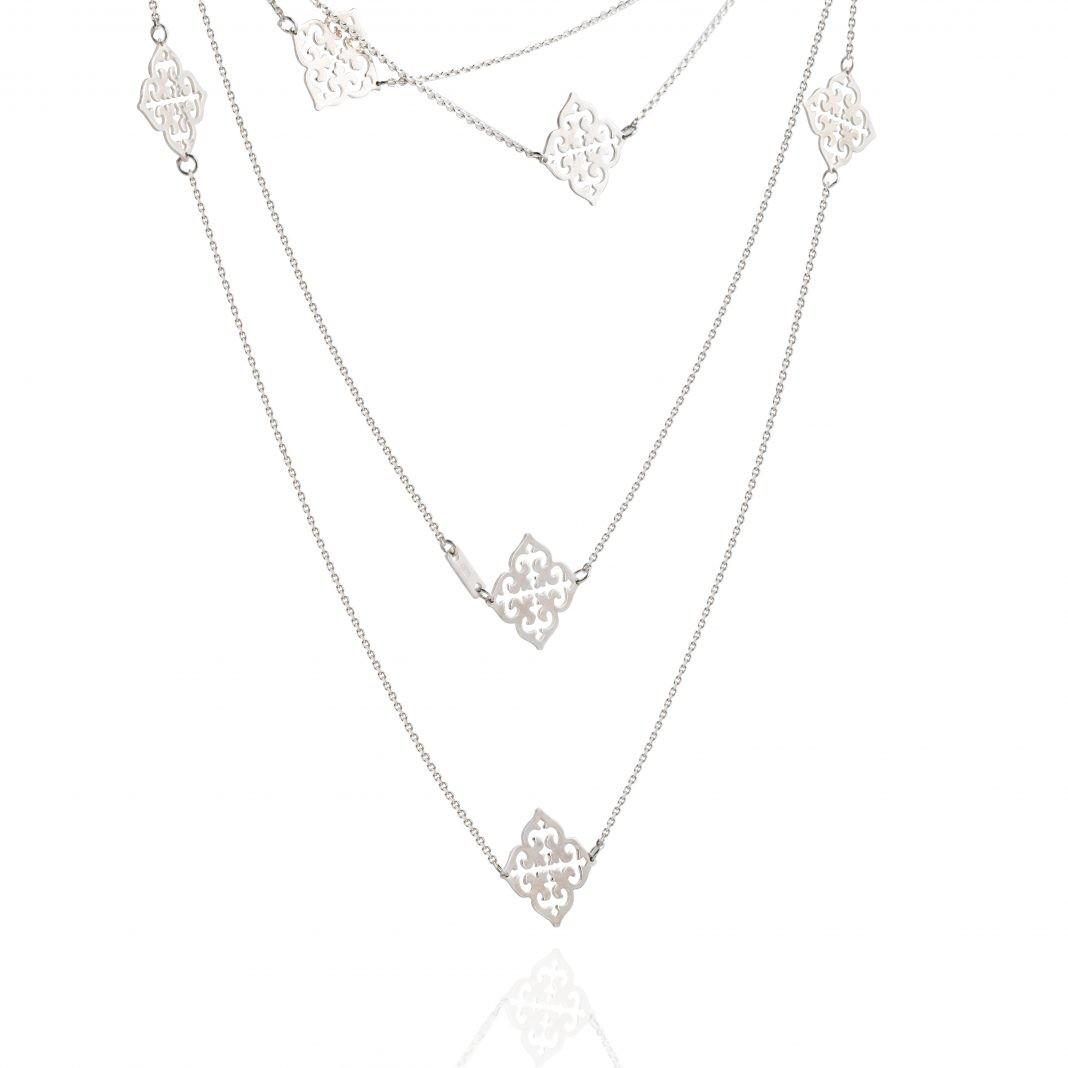 подвеска серебряная казахское украшение ювелирное искусство