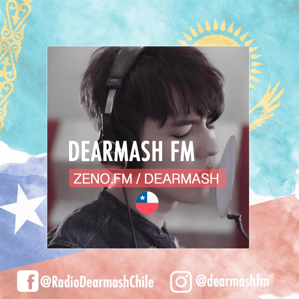 Круглосуточное радио «DEARMASH FM» появилось в Чили