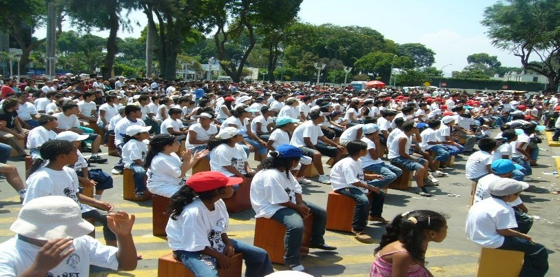 The Peruvian Cajón: Cultural Heritage to the World!