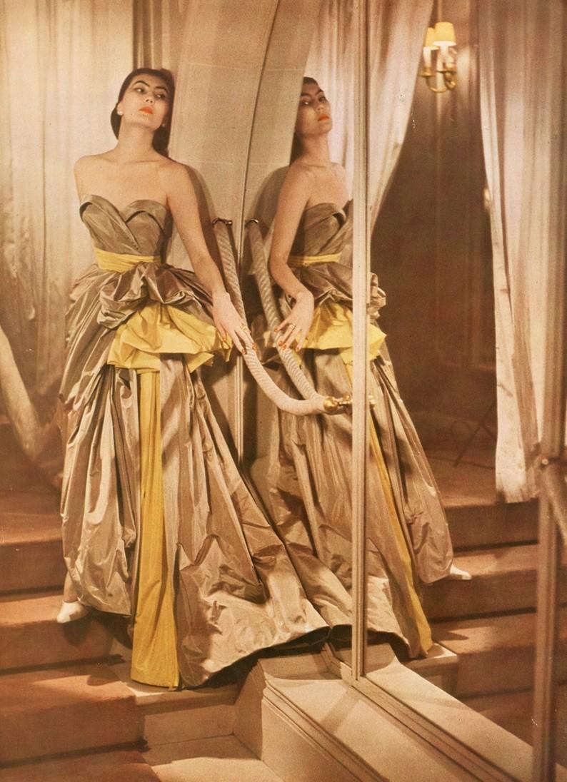 казашка Алла Ильчун восточная жемчужина Dior