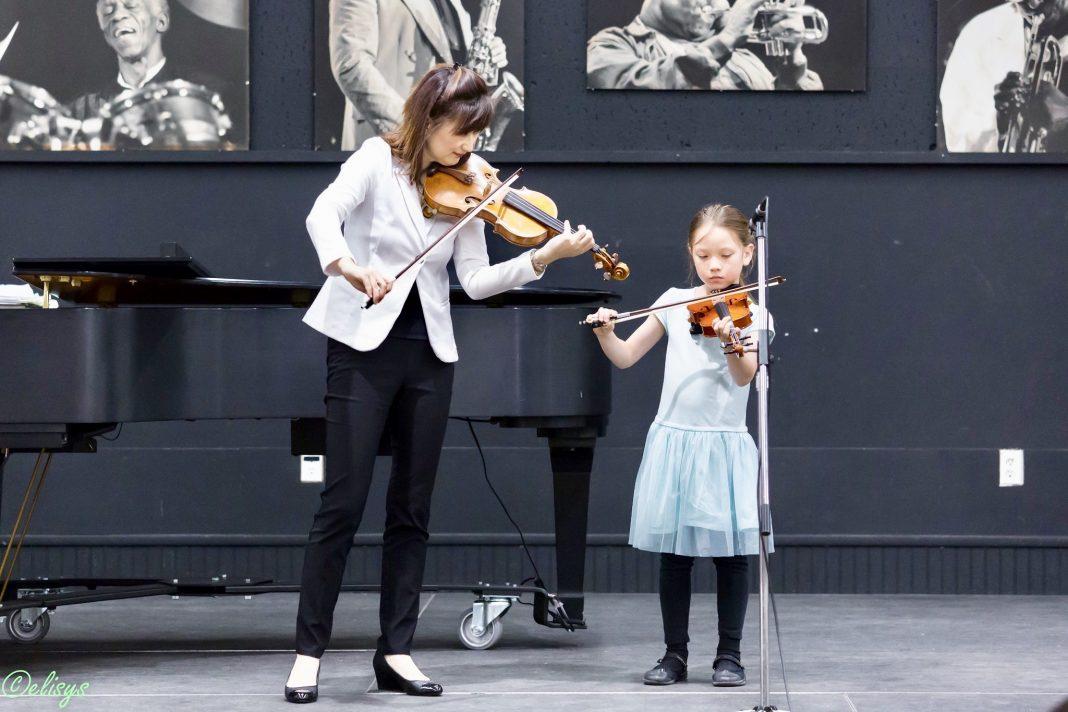 Fan Art: Sang Shen's Captivating Violin Sound