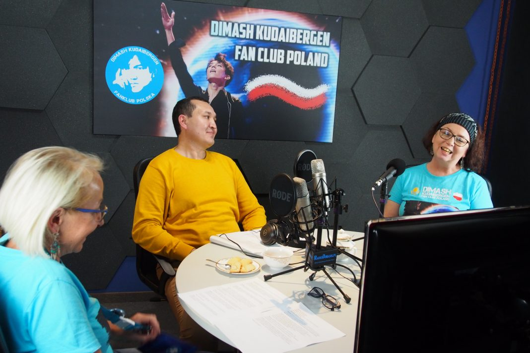 Abai Kunanbayev Program on RadioDimash.pl