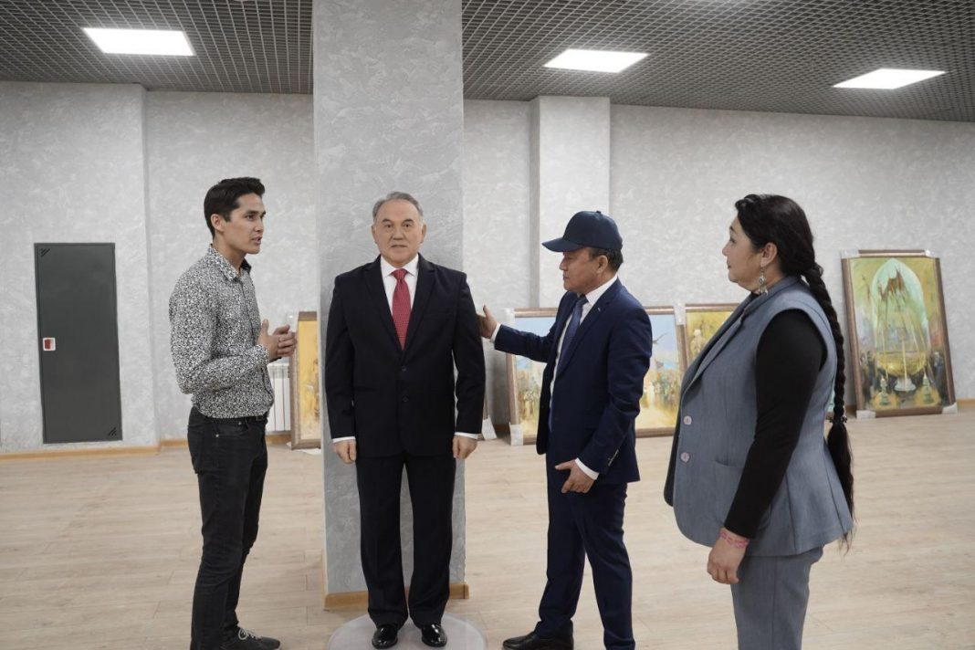 Скульптор-гиперреалист Айдос Есмагамбетов: «Моя мечта – музей скульптур в Казахстане»