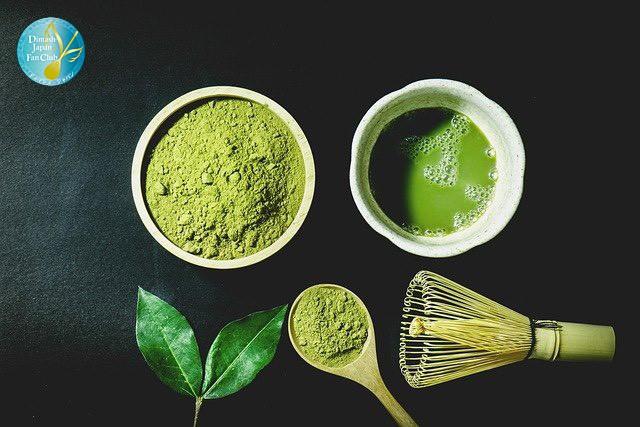 зеленый чай, чай матча, японский чай