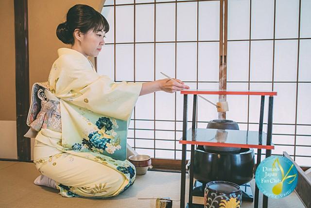 чайная церемония Япония