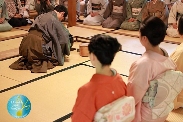 чайная церемония, япония, японская чайная школа