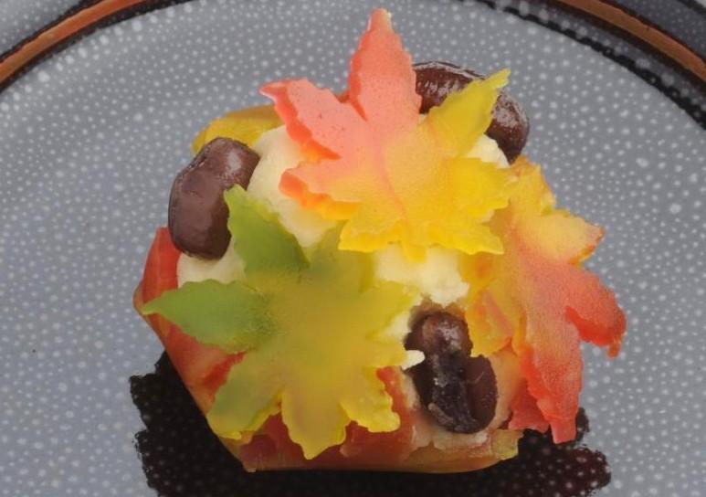 намагаши осень кленовые листья
