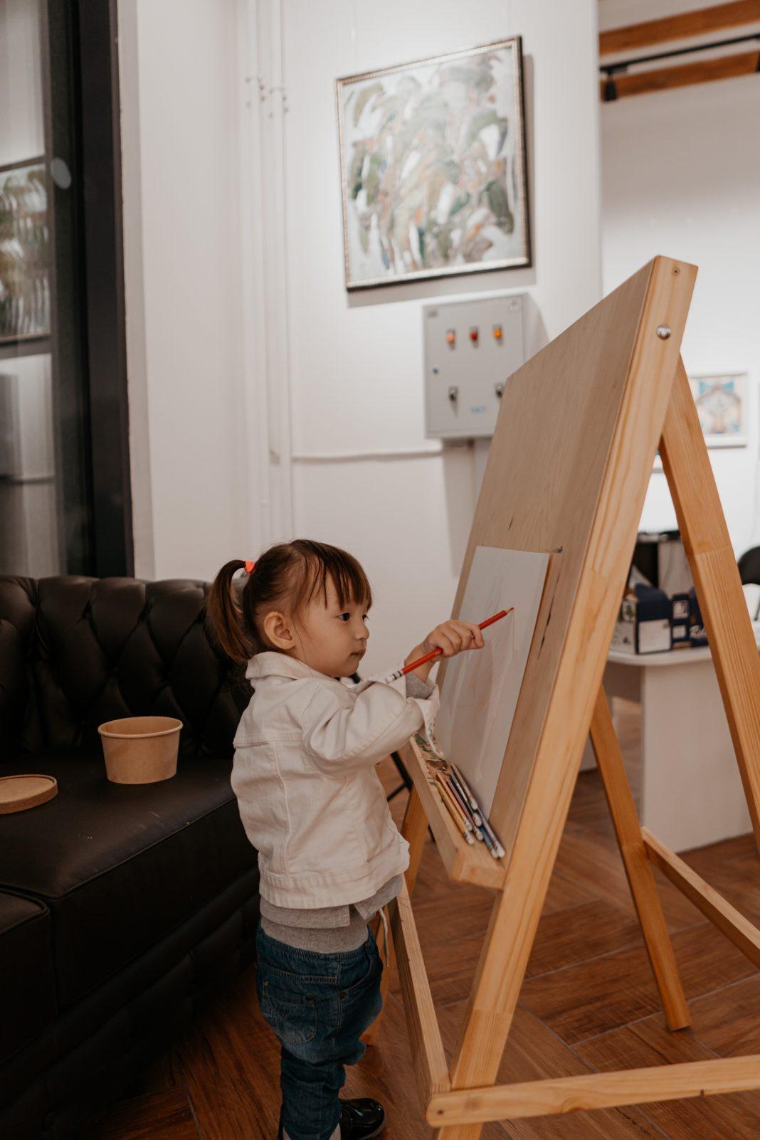 Sal-Seri: искусство – это просто