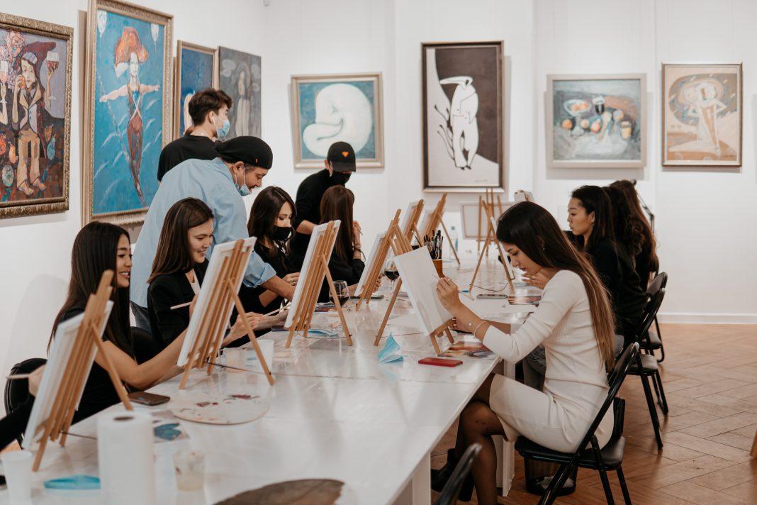 Sal-Seri: Art Made Easy