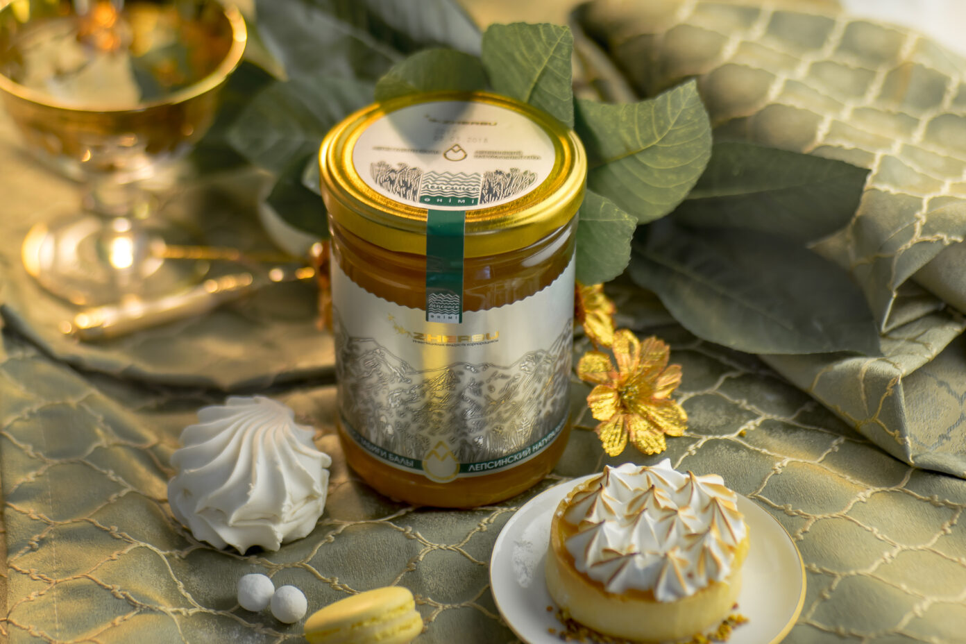 Liquid Gold of Lepsinsk