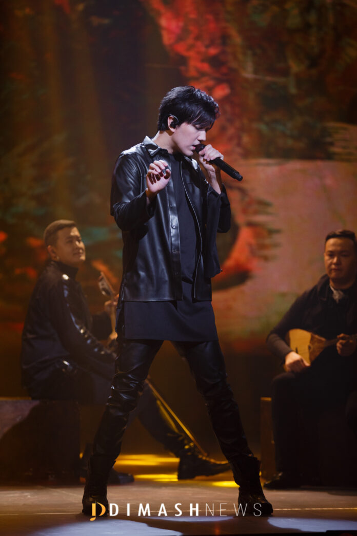 """DIMASH DIGITAL SHOW"": How the visual part of the concert was created"