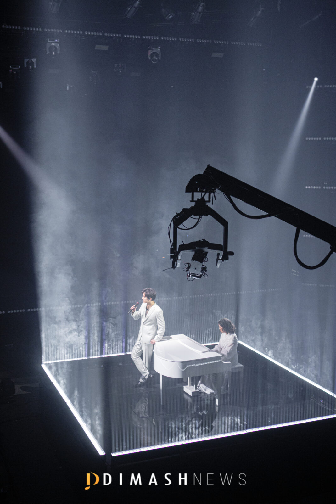 «DIMASH DIGITAL SHOW»: как создавалась визуальная часть концерта