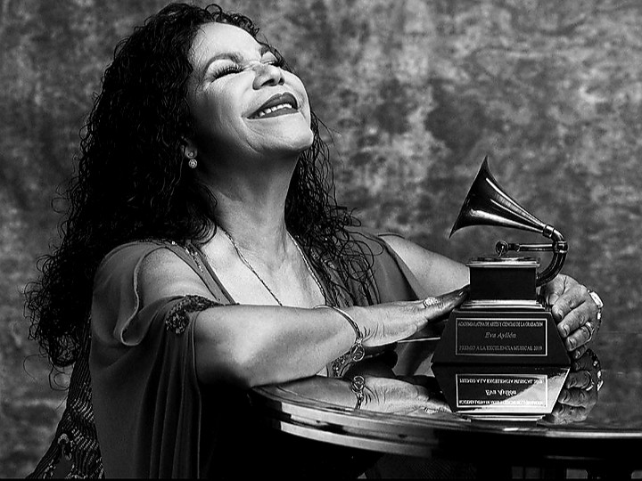Живая легенда Перу Ева Айллон о Димаше