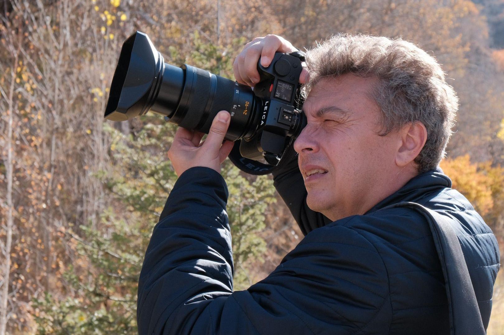 Maxim Zolotukhin photographer Leica