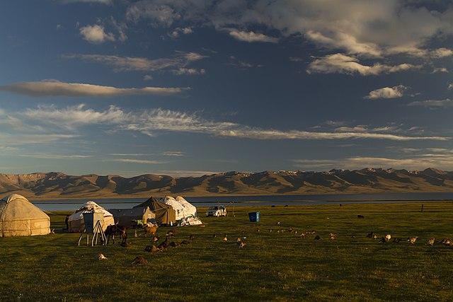 Казахская традиция Жеті ата – Семь предков