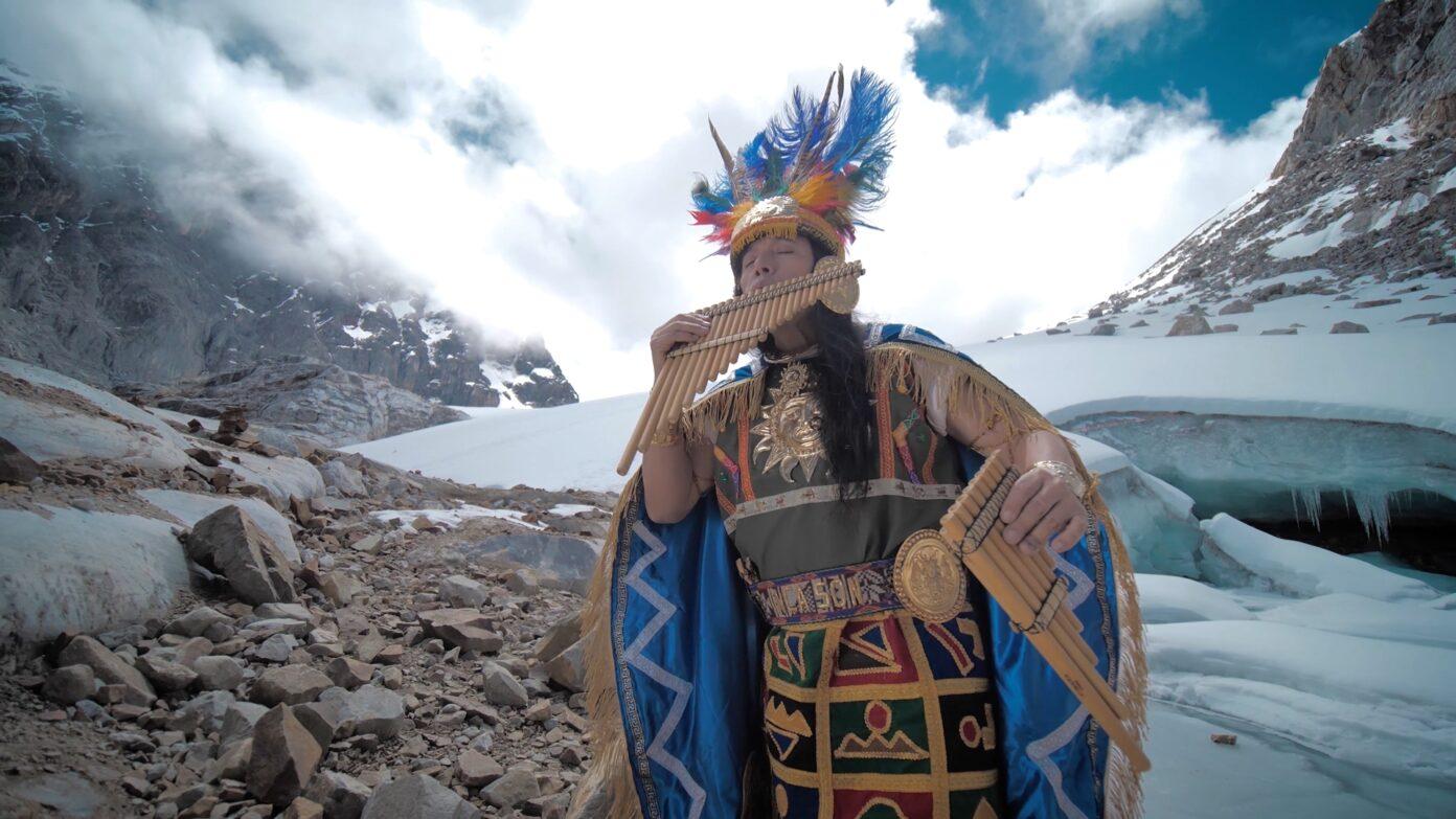 """Daididau"" played on Peruvian musical instruments"