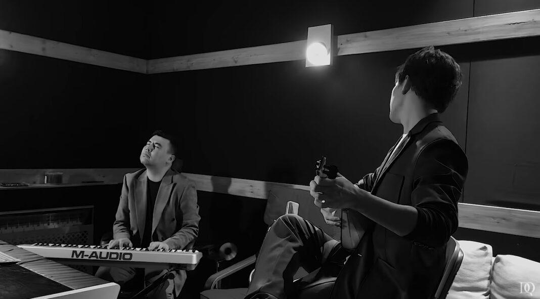 """River of Love"": a new instrumental work by Renat Gaissin and Dimash Qudaibergen"