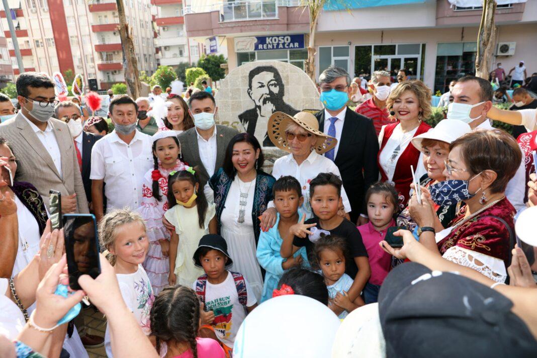 В честь Абая Кунанбаева назвали парк в Турции