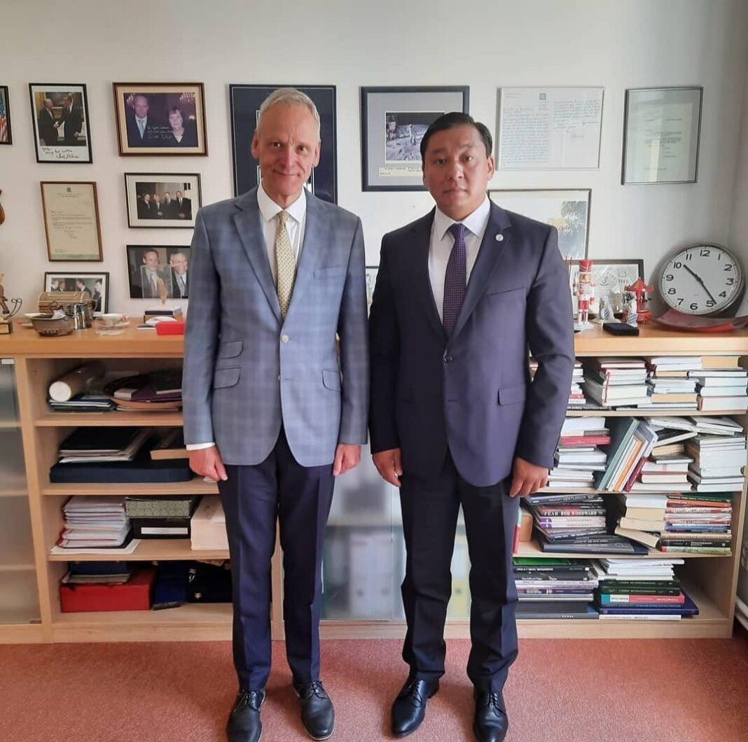 Как в Чехии отметят юбилей независимости Казахстана