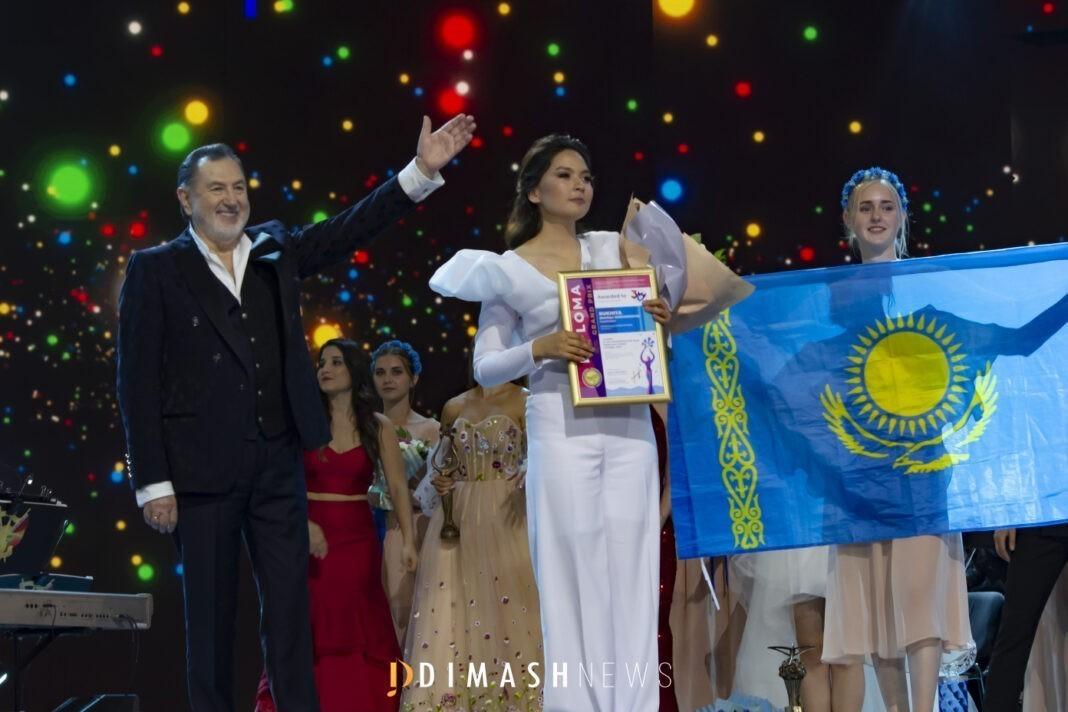Рухия Байдукенова из Казахстана завоевала Гран-при на «Славянском базаре-2021»