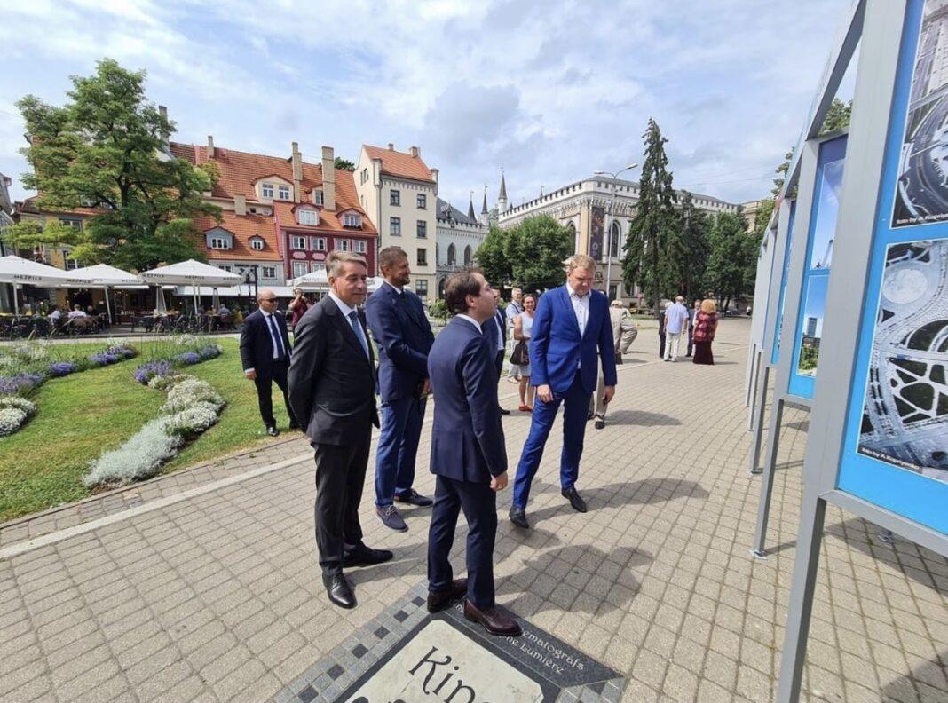 Фотовыставки, посвященные Казахстану, проходят в Литве и Латвии