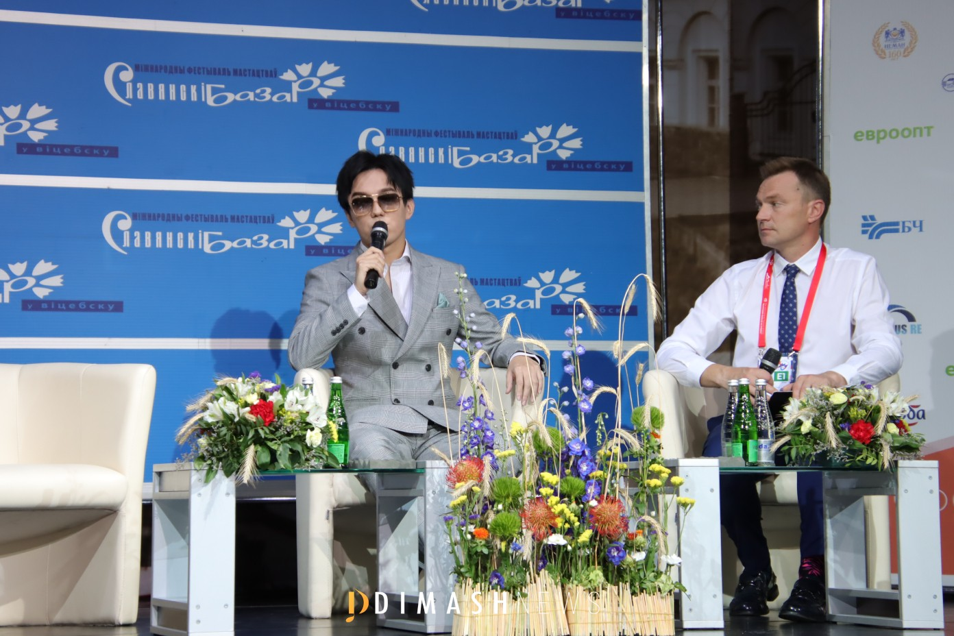 Dimash in Vitebsk: Big solo concert is to be expected, unless the pandemic hits again