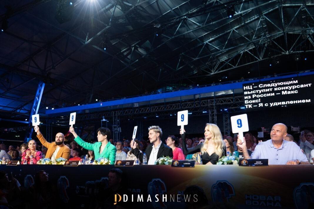 Завершились конкурсные выступления на «Новой волне-2021»