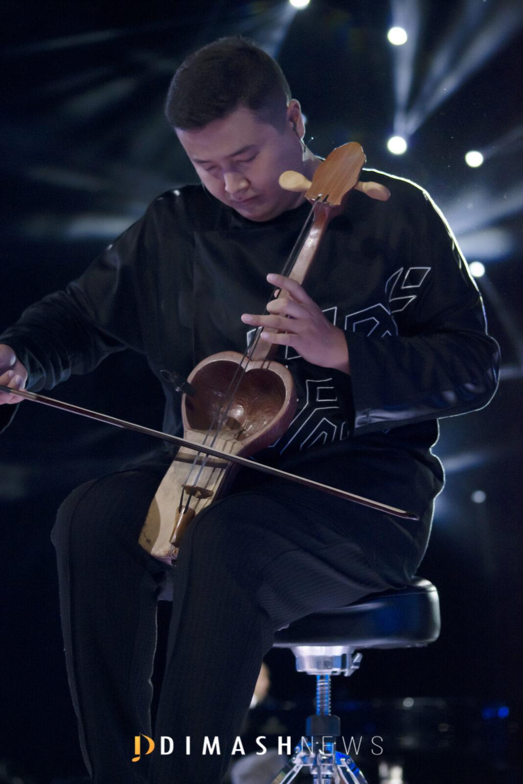 Kobyz the Stranger: Dimash presents a song with a Kazakh folk instrument