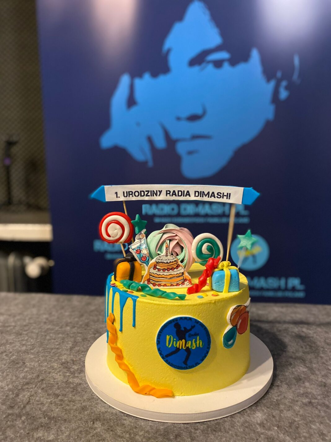 Посол Казахстана в Польше поздравил радио «Dimash» с годовщиной