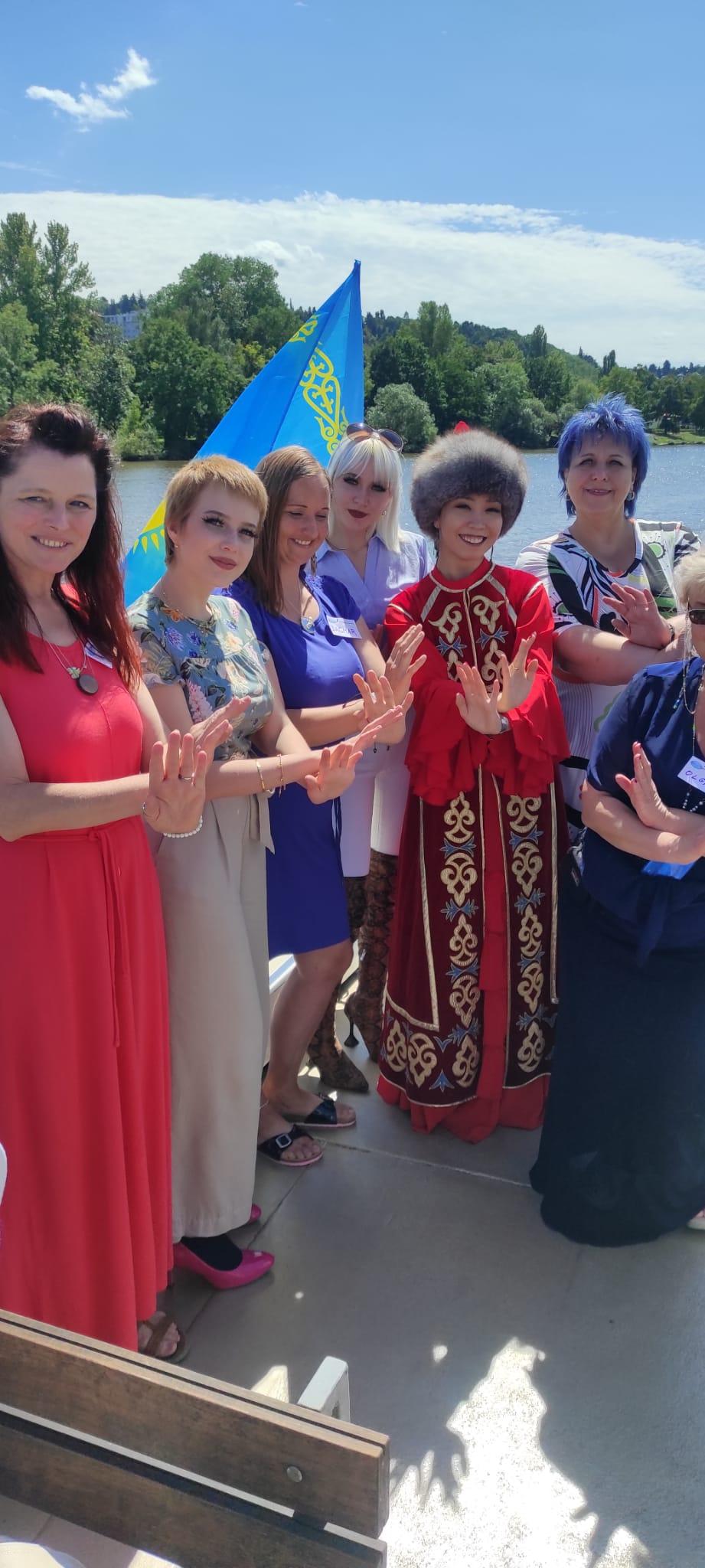 Dears Прага юбилей независимости Казахстан