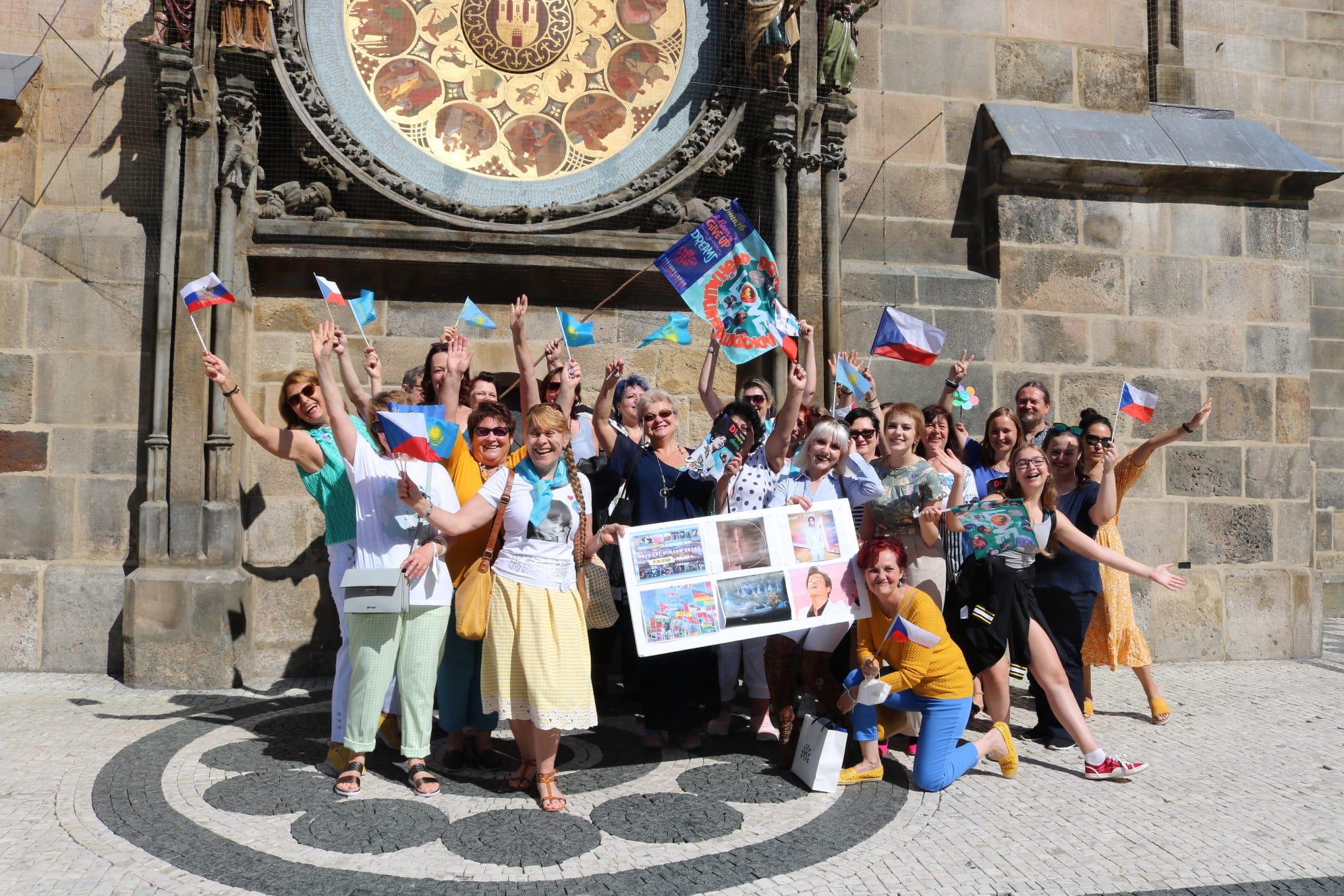 Прага 30 лет независимости Dears