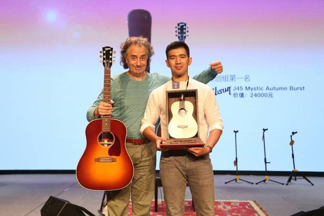 «С гитары начинается мой день»: гитарист Мурат Зайнула о своей главной страсти в жизни